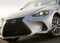 2021 Lexus IS Exterior