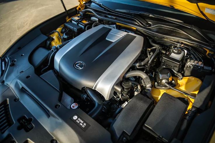 2021 Lexus RC 350 Engine