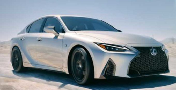 2021 Lexus IS 200 Exterior