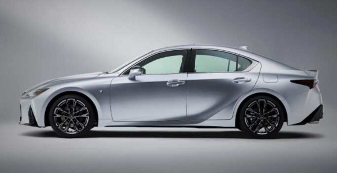 2021 Lexus IS 250 Exterior