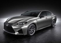 New 2021 Lexus GS F Exterior
