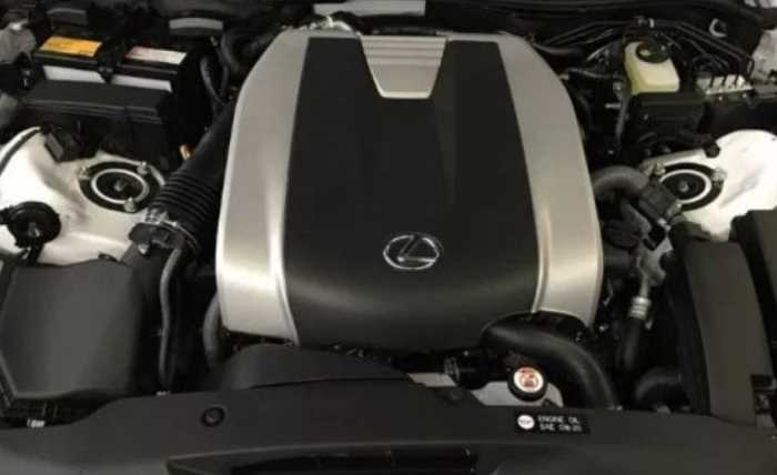 New 2021 Lexus NX 300h Engine