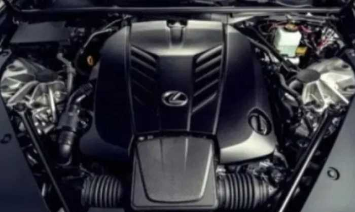 New 2021 Lexus GX Engine